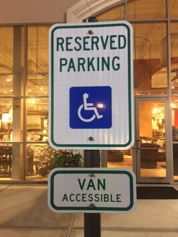 Metal Signage For Your Parking Lot in Fort Worth